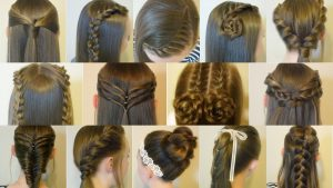 14 Cute and Easy Hairstyles for Back to School!