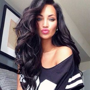 2018 Long Wavy Hairstyles Tip for Woman