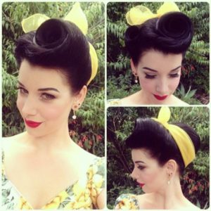 2018 Vintage Hairstyles Ideas
