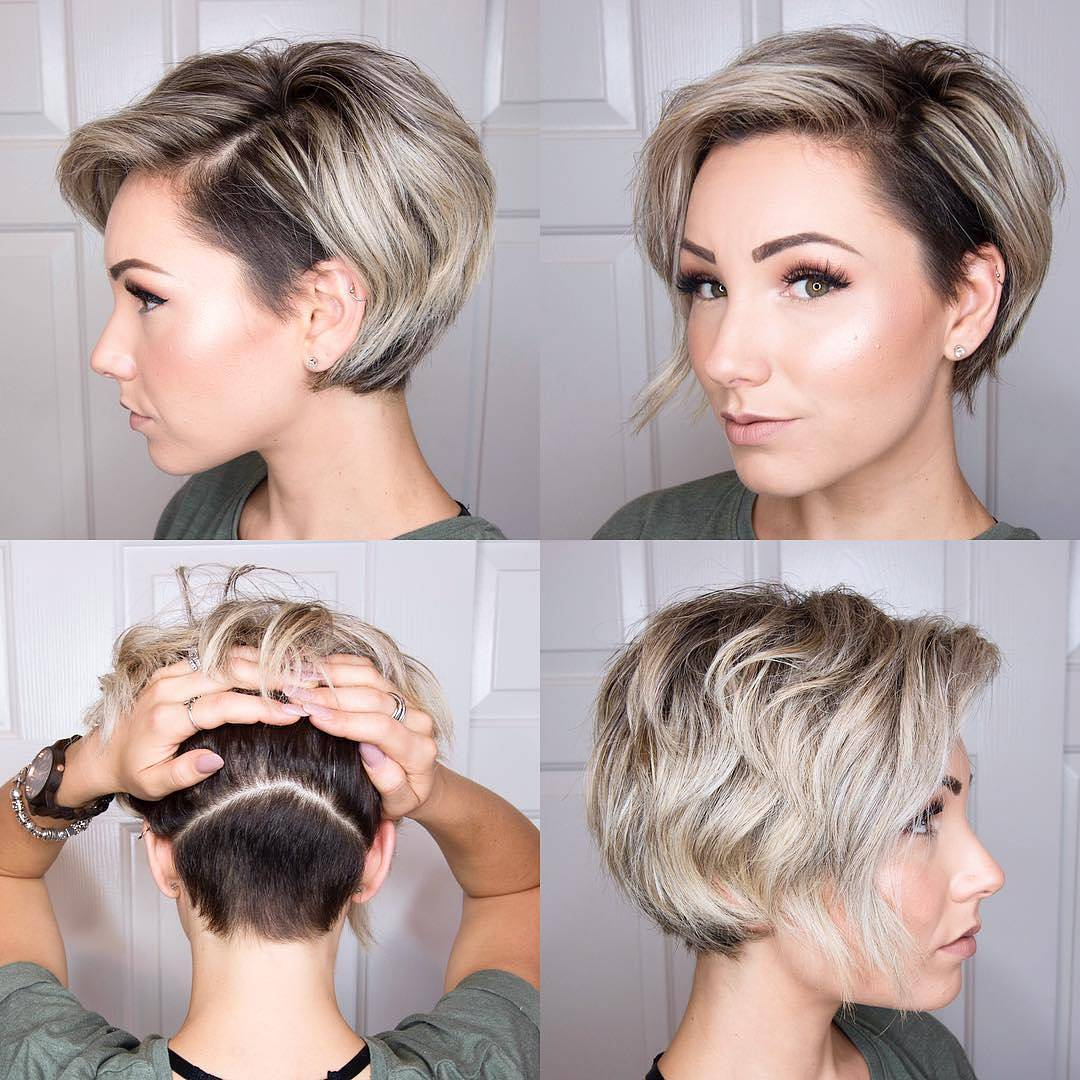 7 Simple Tips for an Amazing Short Hairstyle