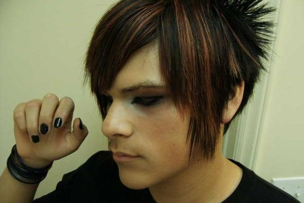 Basic information about Emo Hairstyles | Hair Highlights
