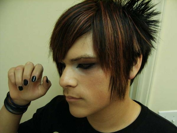Basic information about Emo Hairstyles