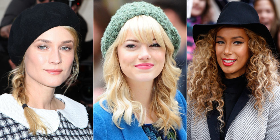 Best Hairstyles for Hats