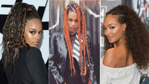Black Hairstyles Braids 2018