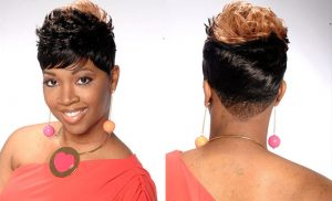Black Short Haircuts
