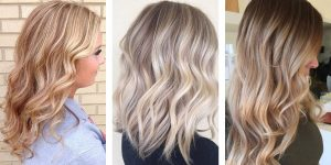 Blonde Hairstyles Suits Who