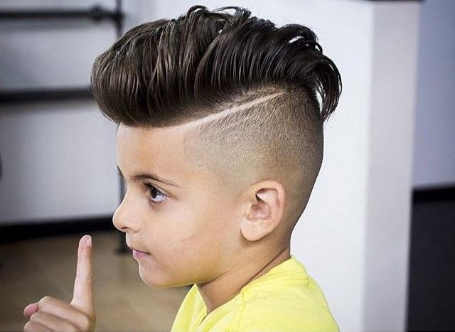 Boys Hairstyles 2018 Ideas Hair Highlights