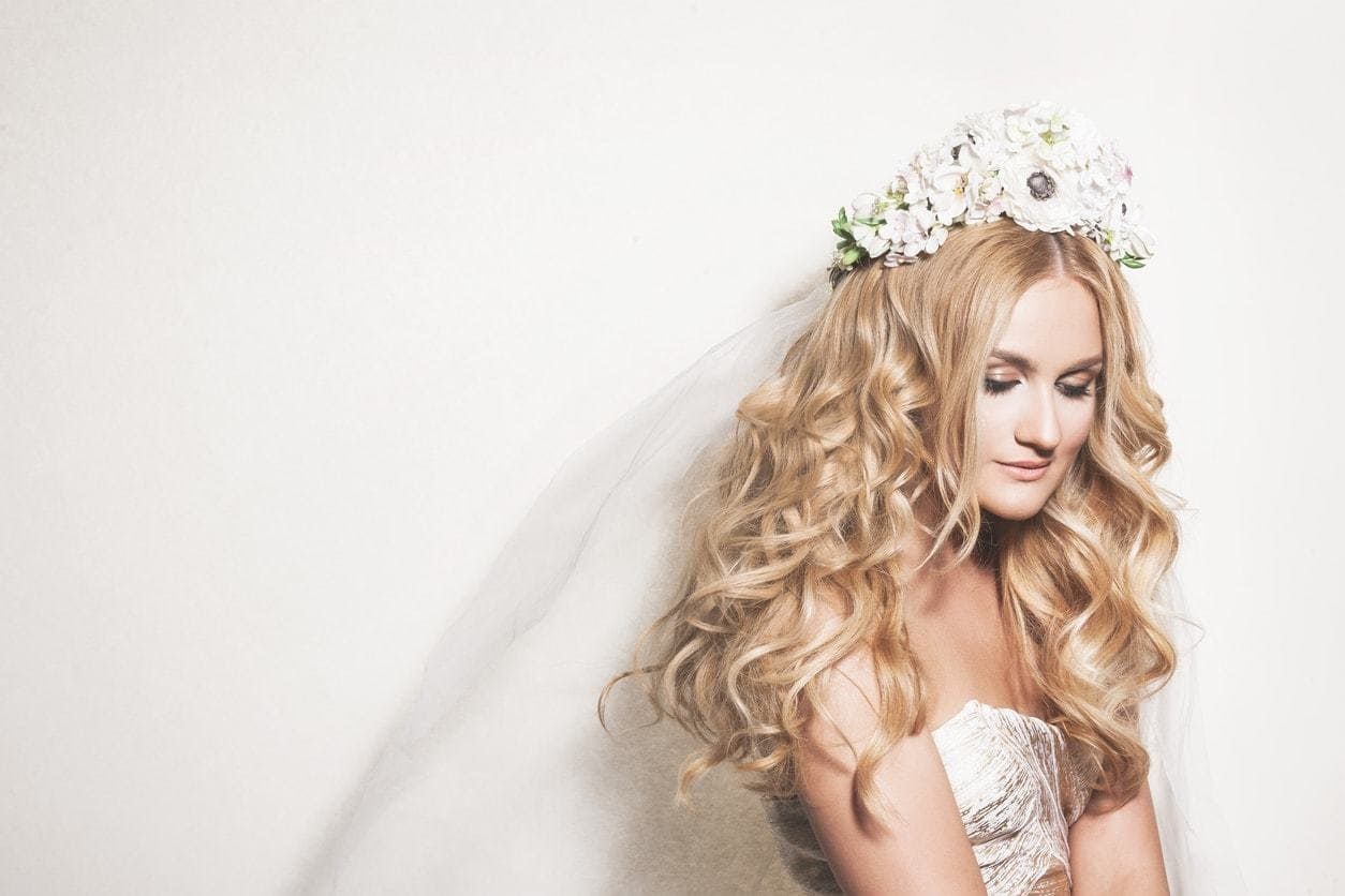 Bridal Blonde Hairstyles | Hair Highlights