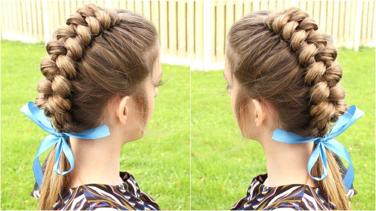 Bridal Long Hairstyles Updo for Bridesmaids