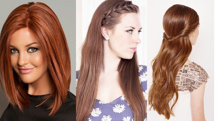 Brown Hairstyles for Long hairstyles