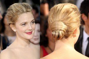 Celebrity Bun Hairstyles