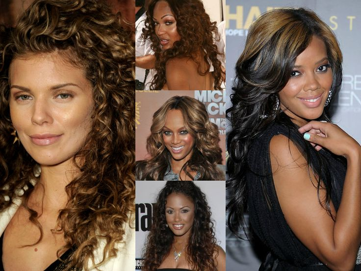 Chic And Hot Hairstyles