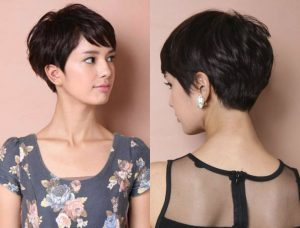 Choosing Pixie Hairstyles