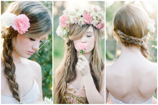 Classic Wedding Hairstyle How-To!