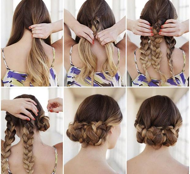 Current Hair Trends And Easy Updos3 Hair Highlights