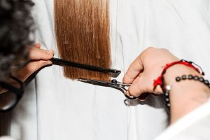 Cutting Your Long Hair Does Not Have to Be a Painful Process