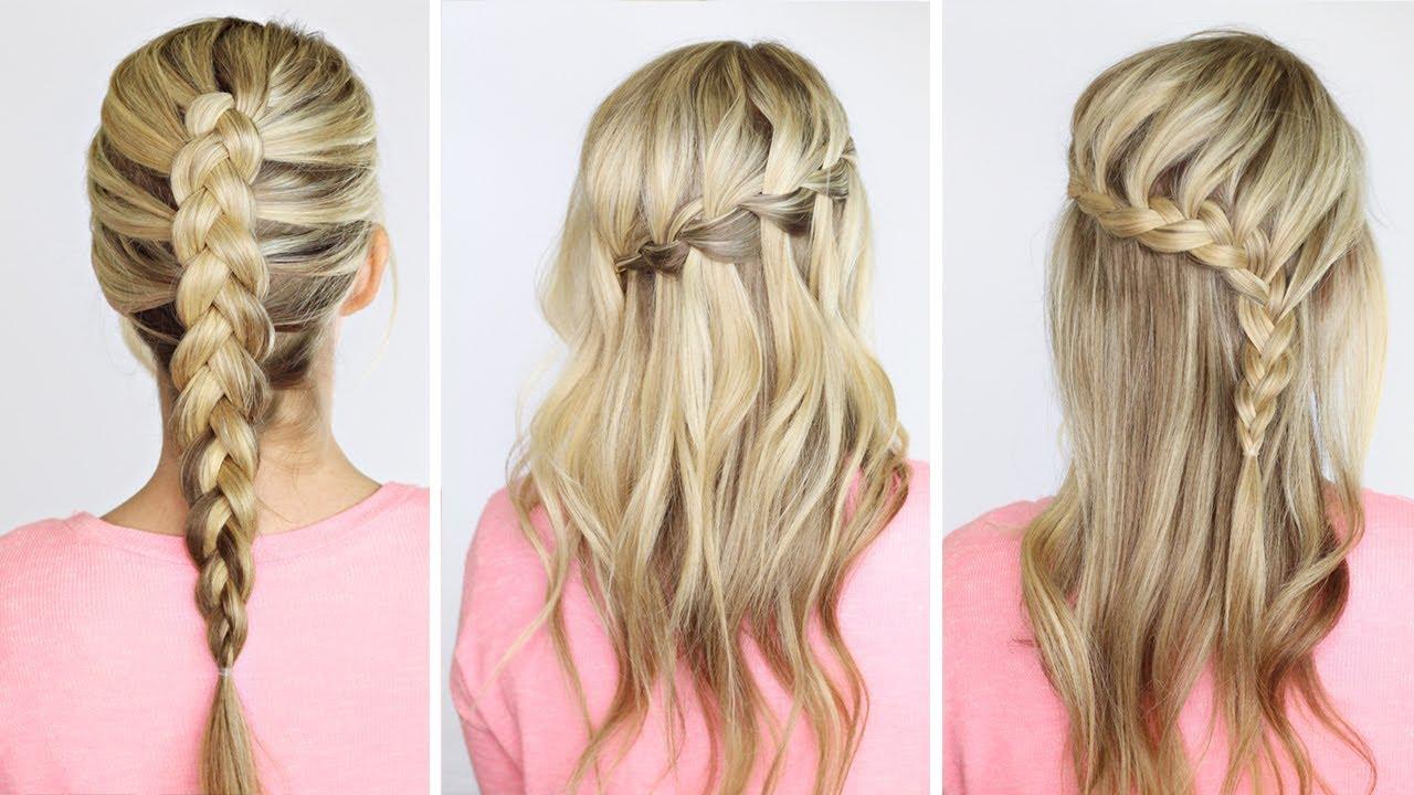 DIY Braided Hair do Designs