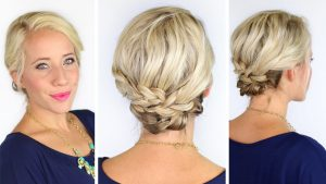 DIY Braided Hair do Designs