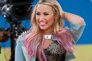 Demi Lovato Cute Hairstyles