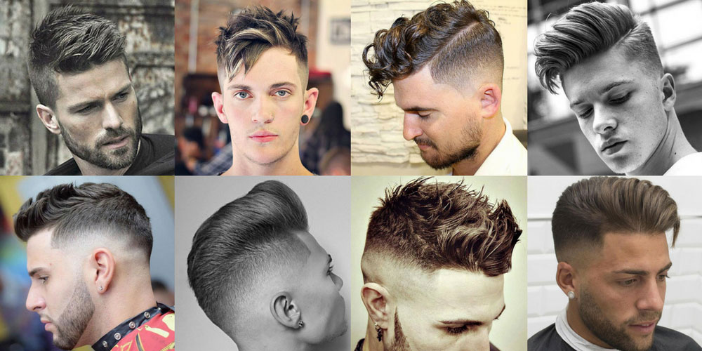 Different Men Hairstyles