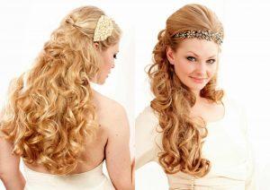 Different Wedding Hairdos