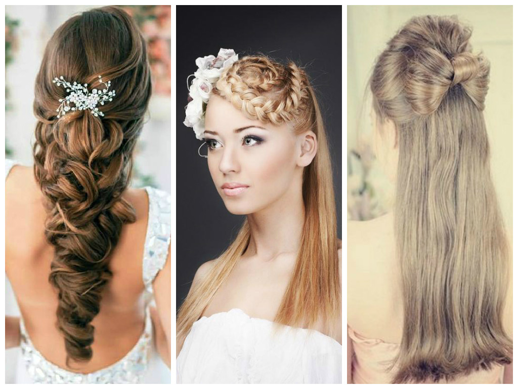Different Wedding Hairdos