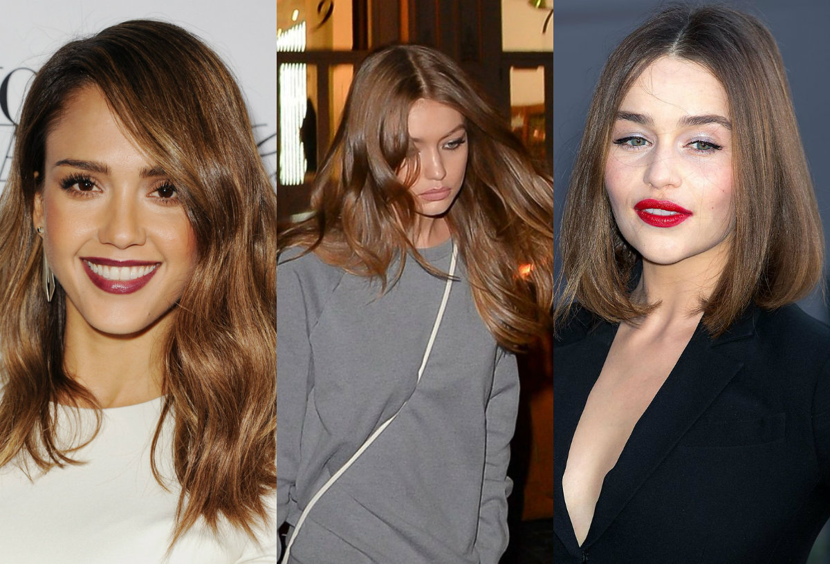 Different presentations of the Brown Hairstyles
