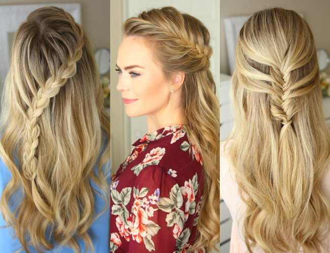 Different types of Fall Hairstyles