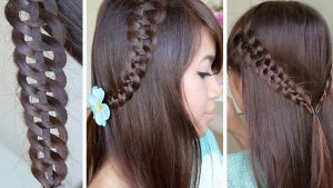Different types of Ladies Hairstyles