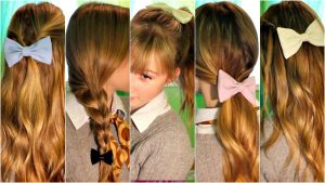Easy to Do Fall Hairstyles