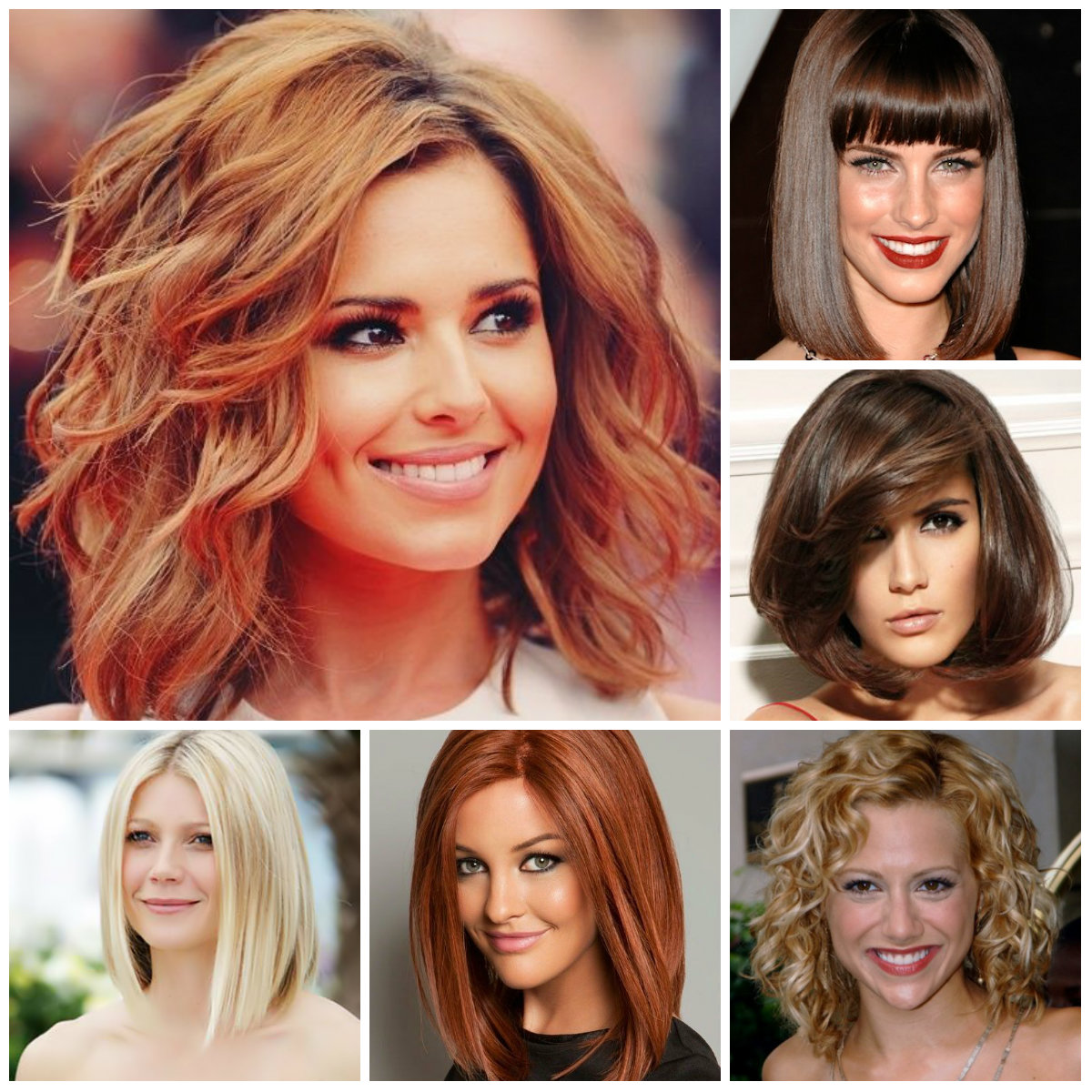 Fashionable and Modern Hairstyles