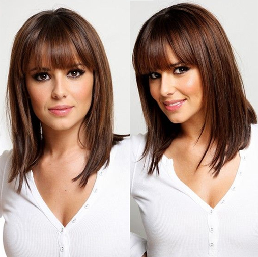 Let's know about Different style of Medium hair