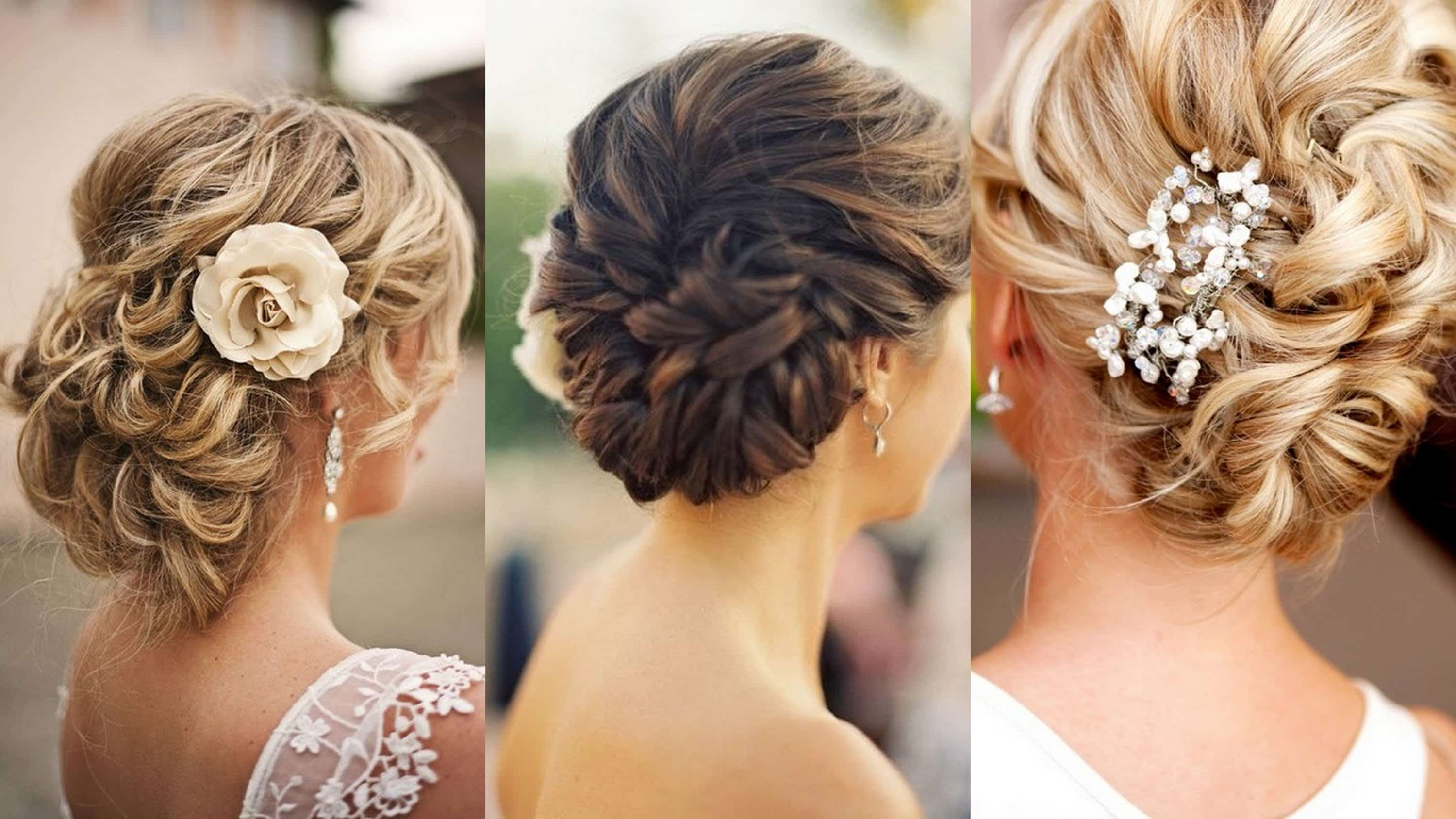 Let's know about some Wedding Hairstyles