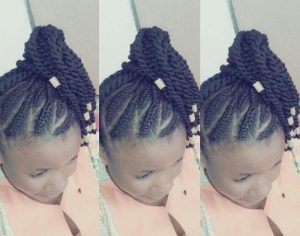 Let's see about different type of kids hairstyles