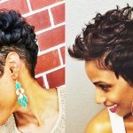 Short Hairstyles Black Hair