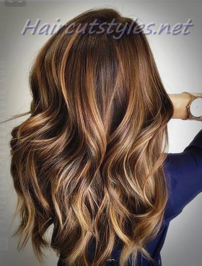 Hair Color Ideas Brown Hair Highlights Hair Highlights
