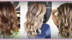 Best Brown Hair with Highlights Ideas 2018