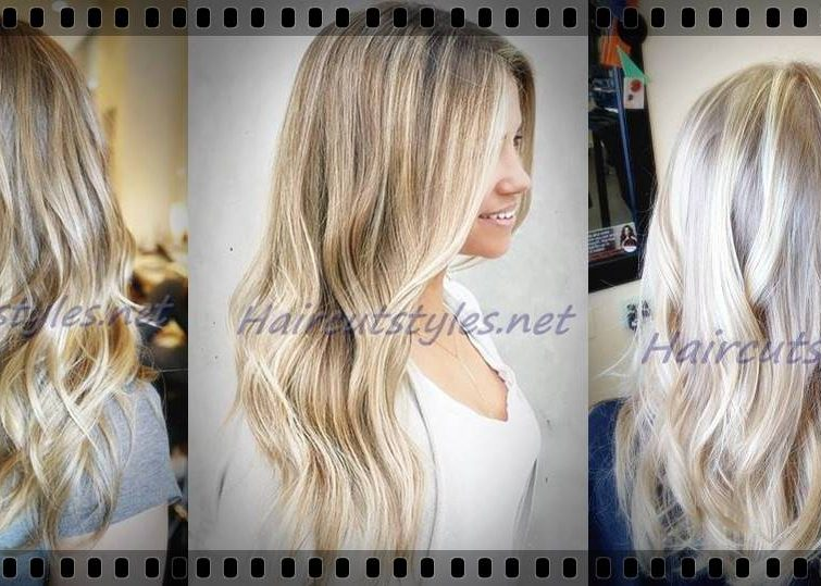 Ash Blonde Hair With Platinum Highlights Ash Blonde Highlights In