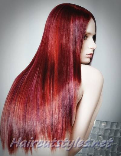 Best Red Hair with Highlights Ideas 2018 | Hair Highlights