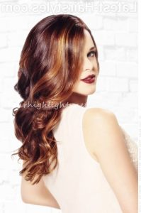 brown hair color styles
