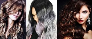 Choices in best hair colors for black hair