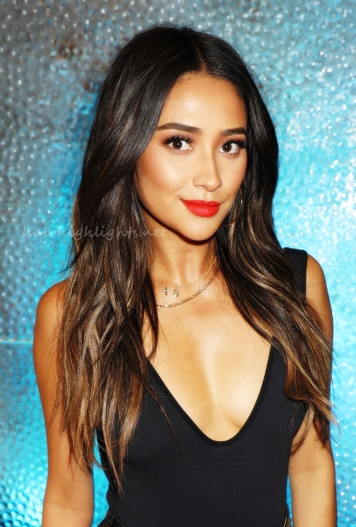 Fall Hair Shay Mitchell