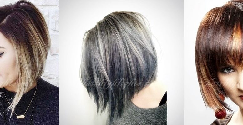 Latest Hair Color Trends for Short Hair Cut