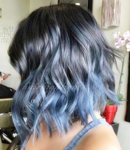 Ombre Short Hairstyles 2018 Trend