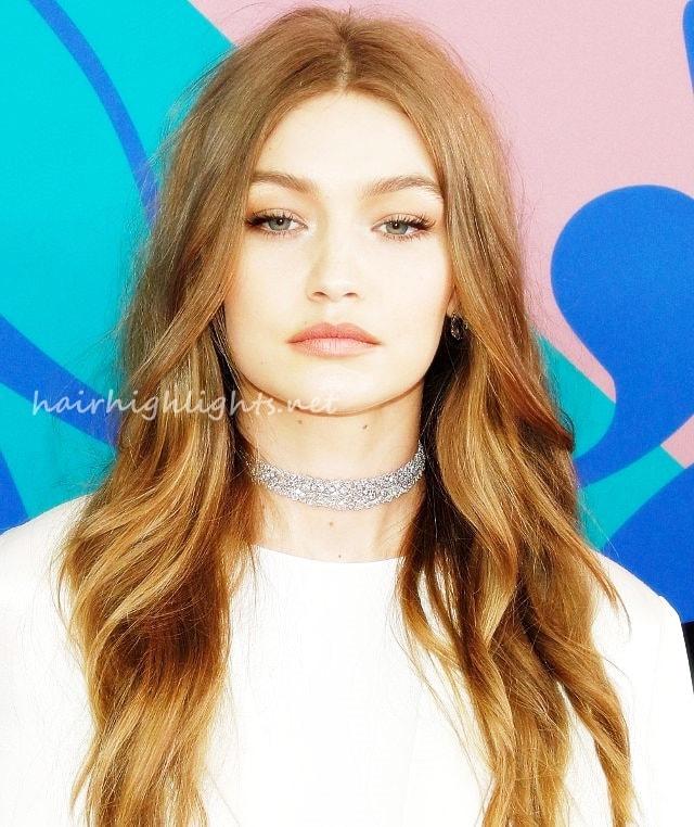 caramel hair colours celebrity colorists
