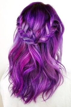 color ideas for hair salon
