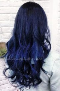 fall color hairstyles