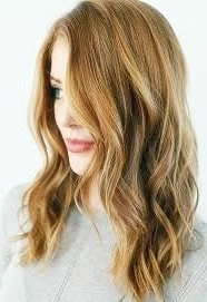 hair color to look younger before