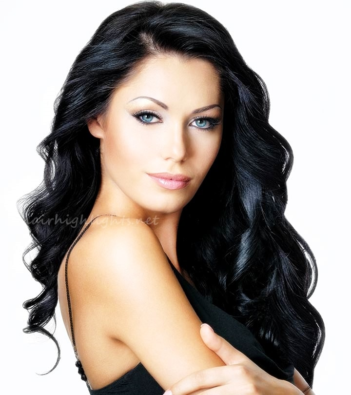 hair color for black