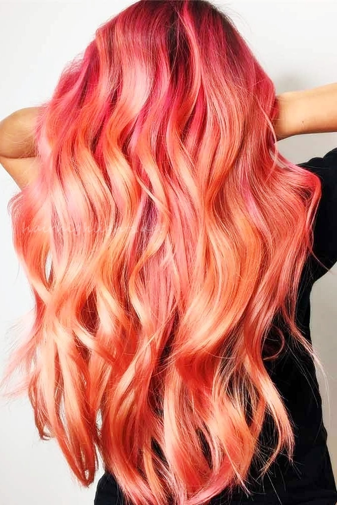 best hair color for your personality